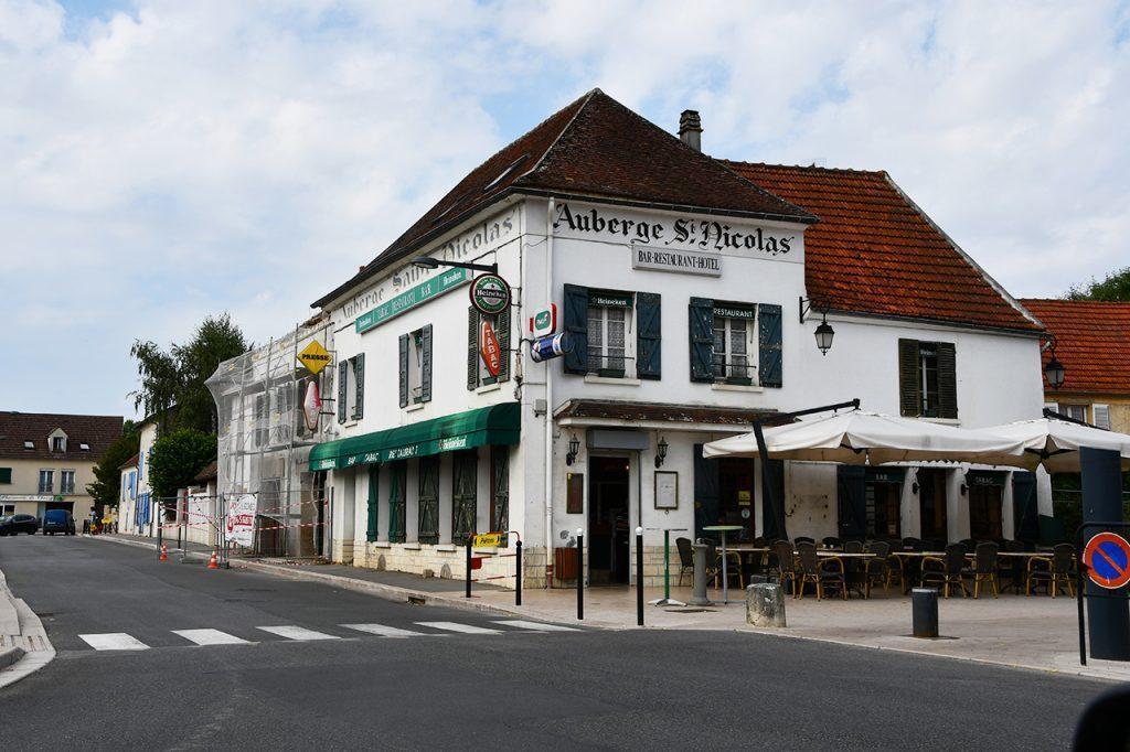Auberge Saint-Nicolas