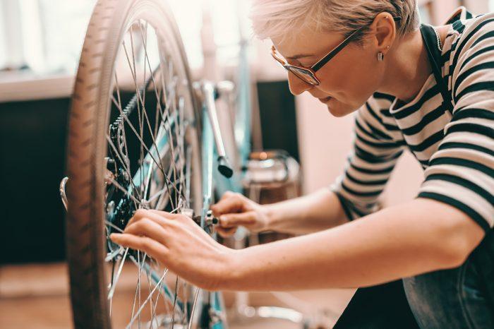 Une aide de 50 € pour réparer son vélo