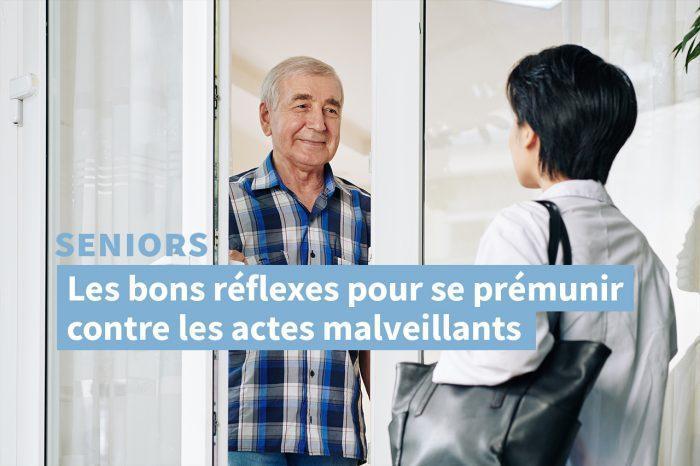 Conseils aux seniors