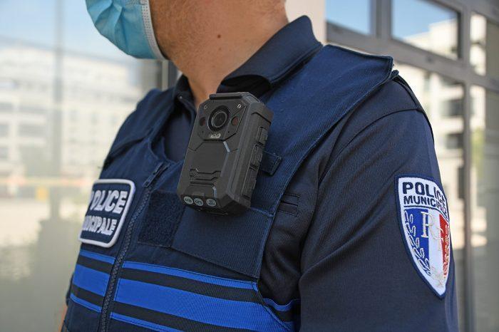 Des caméras-piétons pour la police municipale